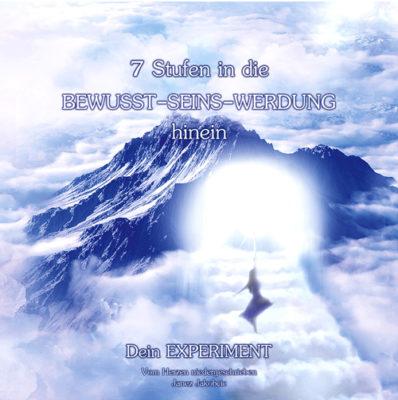 7 Stufen in die Bewusstseinswerdung