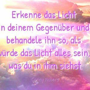 Erkenne das Licht in dir