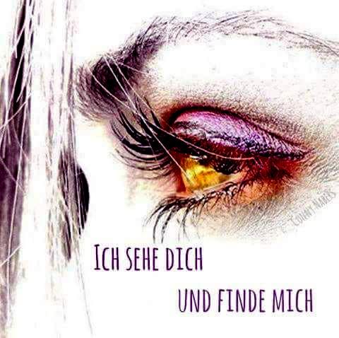 Ich-sehe-dich und finde mich