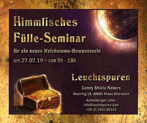 Fülle Seminar Juli 2019