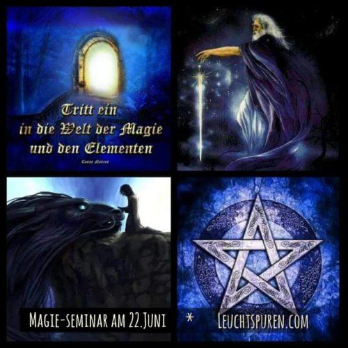 Magie Seminar 22.Juni